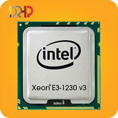 Intel Xeon Processor E3-1230 v3