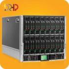 سرور محیطی HPE blade server c7000 enclosure