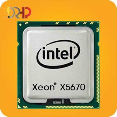 سی پی یو Intel Xeon X5670