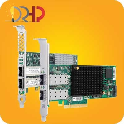 کارت شبکه HP StorageWorks CN1000E Dual Port Converged Network Adapter