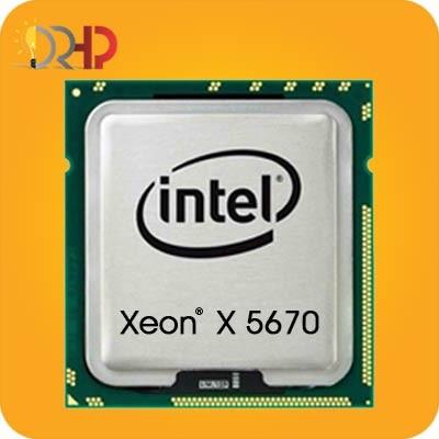 سی پی یو Intel Xeon Processor X5670