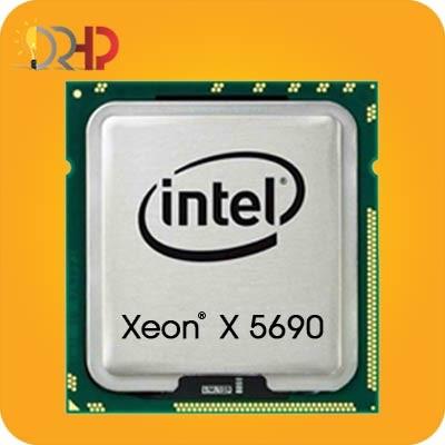 سی پی یو Intel Xeon Processor X5690