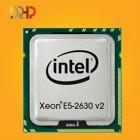 Intel® Xeon® E5-2630 v2 (2.6GHz/6-core/15MB/7.2GT-s QPI/80W, DDR3-1600, HT, Turbo2- 3/3/3/3/4/5)