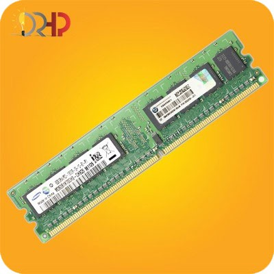 HP 8GB (1x8GB) Dual Rank x4 PC3L-10600R (DDR3-1333) Registered CAS-9 Low Voltage Memory Kit