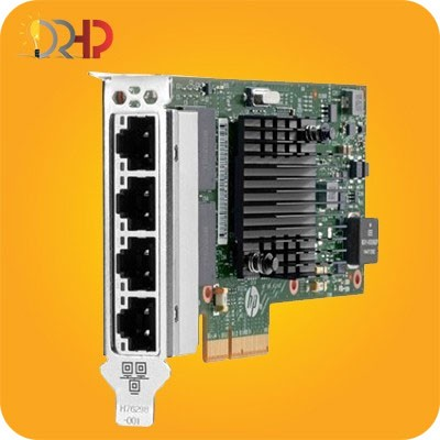 HP Ethernet 1Gb 4-port 366FLR FIO Adapter