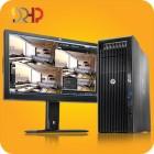 ایستگاه کاری (کیس رندرینگ) HP Workstation Z620