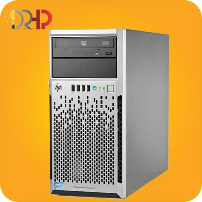 HP ProLiant ML310e Gen8 Server