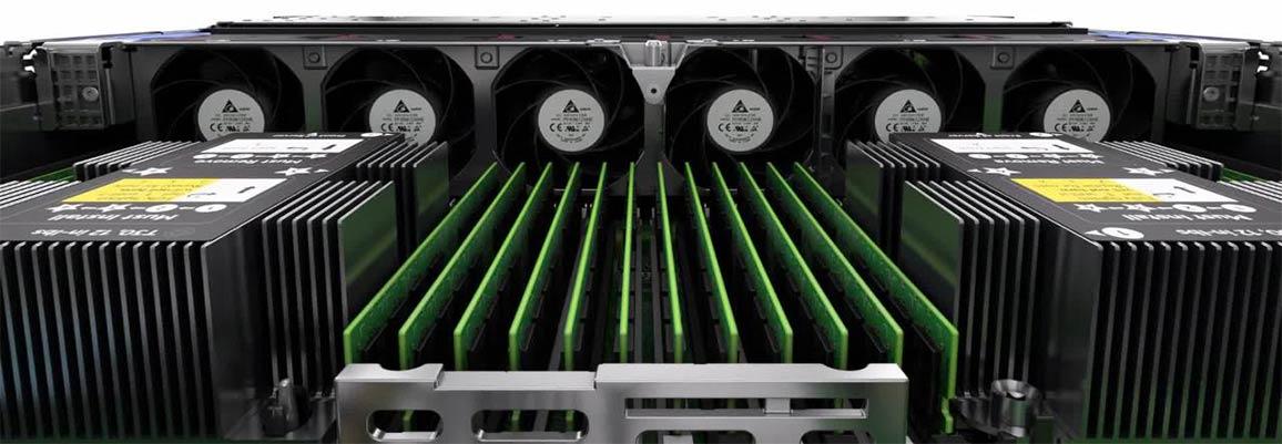 بررسی سرور HP DL380 G10