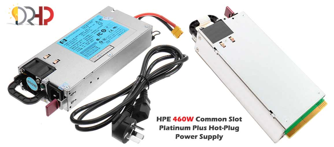 hp 460w hot plug power supply